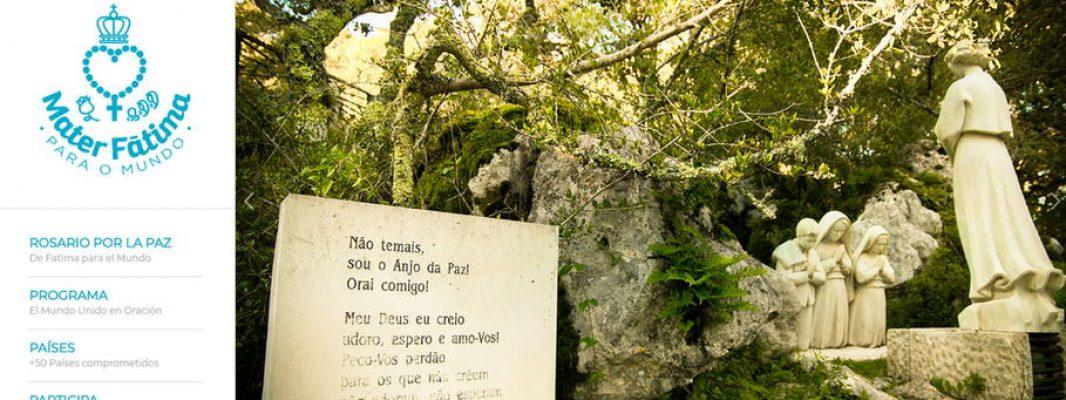 Santuarios del mundo se unen a Fátima el próximo 4 de abril
