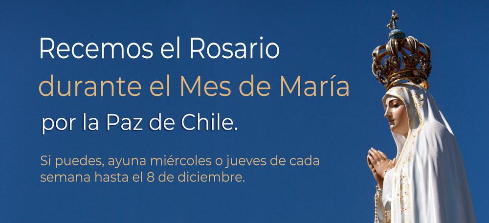 Mes de María Rosario