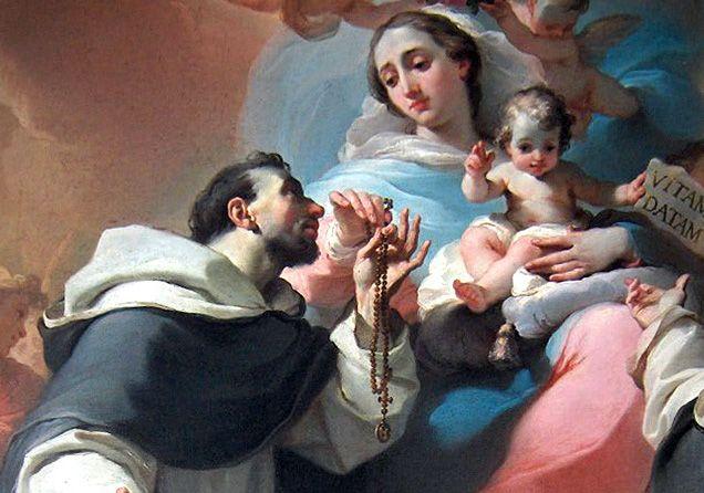 rosario perpetuo santo domingo
